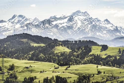 Landschaften am ostschweizer Alpenrand - 198721204