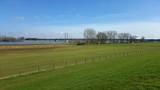 Rheinbrücke bei Rees/Niederrhein - 198843840