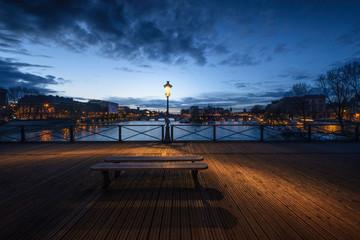 (Paris) Pont des Arts