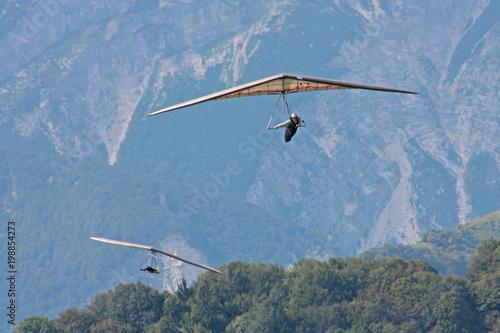 Lotniarstwo w austriackich Alpach