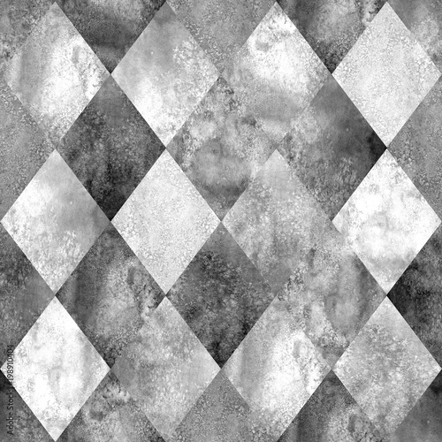 Argyle seamless pattern background. - 198910404