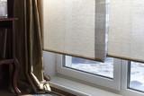 Blinds On Window
