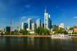 Frankfurt Großbaustelle
