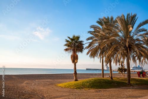 Malaga paradise in Spain