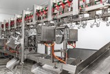 Production equipment for chicken meat processing - 198984064