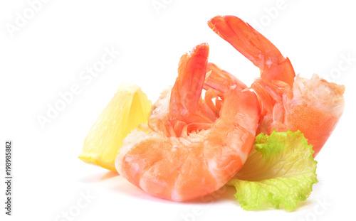 Fresh shrimps - 198985882