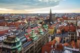 Wroclaw city panorama, Poland