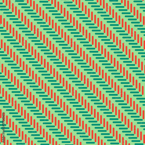 Scandinavian abstract diagonal pattern