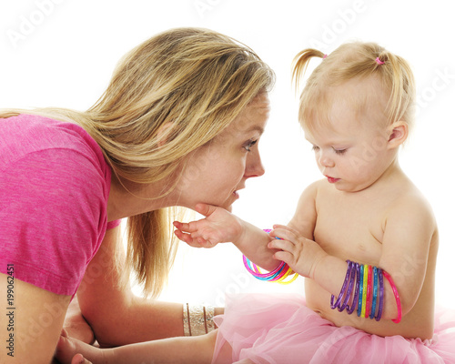 Mommy Toddler Togetherness