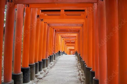Fotobehang Kyoto Kyoto - Japan