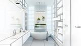 Contemporary Bathroom Adaptation (project)