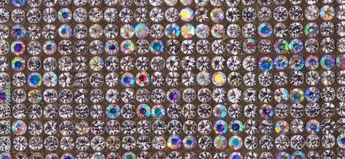 tekstura koloru diamentu
