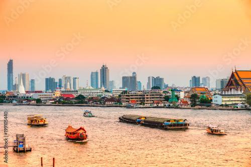 Tuinposter Bangkok Bangkok, Thailandia.
