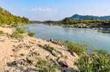 Beach in Don Kone, 4000 Islands, Laos