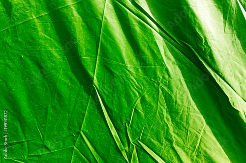 Green awning as a background - 199141872