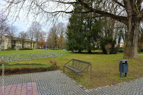 Foto Murales Park in Mertingen