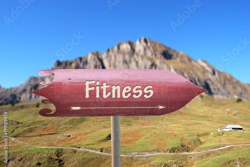 Tarcza 250 - Fitness
