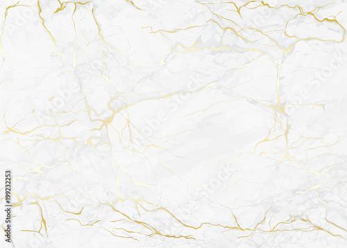 Marmur z złoty tekstura tło wektor ilustracja nowoczesny ślub szablon lub zaproszenie, www, banner, karty, wzór i tapeta.