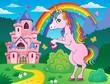 Standing unicorn theme image 3 - 199251634