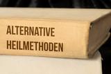 Ein Medizin Buch für die alternative Heilmethoden