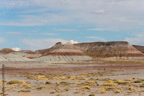 Keuken foto achterwand Route 66 Painted desert Arizona.