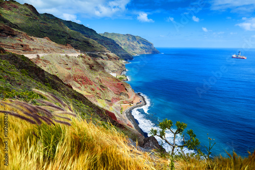 north coast of Tenerife,Canary Islands