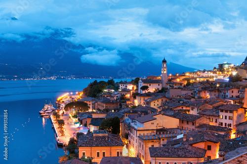 Limone,Lake Garda,Italian lakes