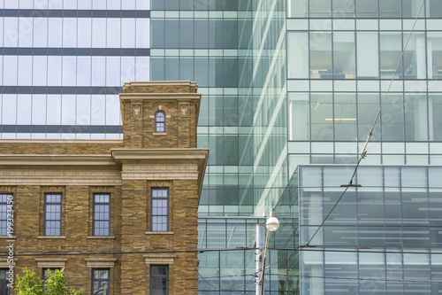 Foto op Aluminium Toronto toronto details