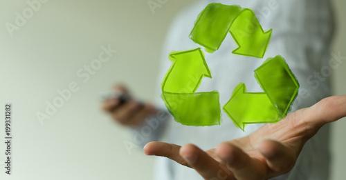Foto Murales recycling