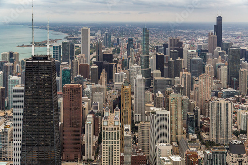 Poster Chicago Concrete Jungle