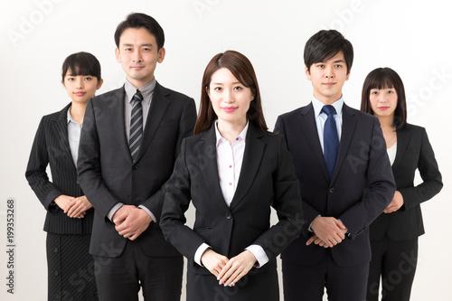 ビジネス 集団イメージ