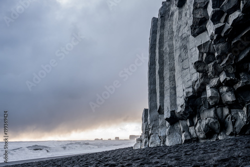 Foto op Aluminium Grijze traf. Icelandic untouched landscape, from different locations, Iceland.