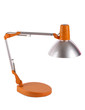 Table lamp for desktop on a white background