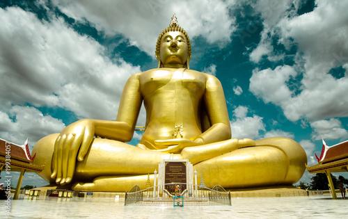 Fotobehang Boeddha Big buddha