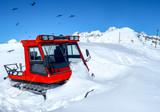 Schneepflug, Aletscharena mit Aletschlgletscher, Eggishorn - 199400688