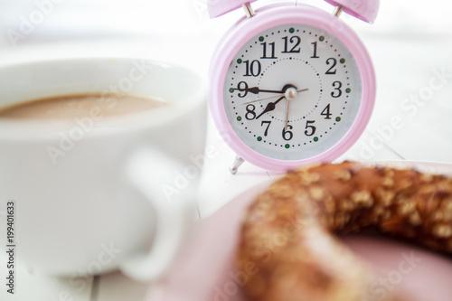 Wall mural Breakfast Coffee Time