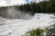 Dawson Falls, Murtle River, Wells Gray Provincial Park, British Columbia, Canada