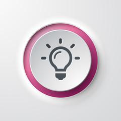 icône ampoule