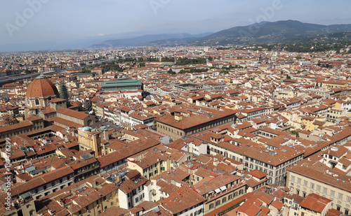 Fotobehang Florence Cityscape of Florence, Italy