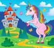 Standing unicorn theme image 4