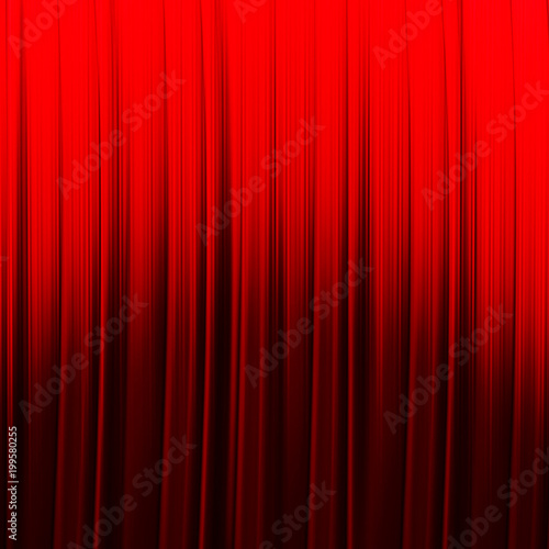 red curtain background - 199580255