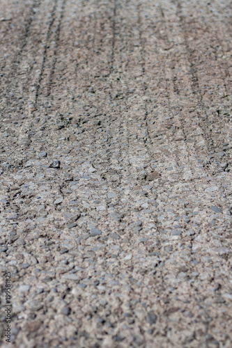 Fotobehang Stenen gravel concrete