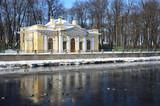 Санкт-Петербург, памятник садово-парковой архитектуры - Кофейный домик на набережной реки Фонтанки - 199604846