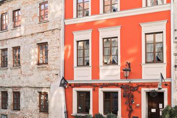 Finestre Nella Città di Lublin