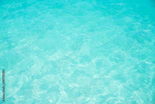 Foto op Plexiglas Groene koraal 水面