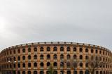 Plaza de toros bullring in Valencia