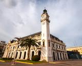 Port authority building in Valencia