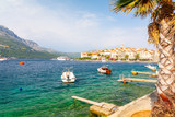 view on Old Town of Korcula, Dalmatia, Croatia - 199791403