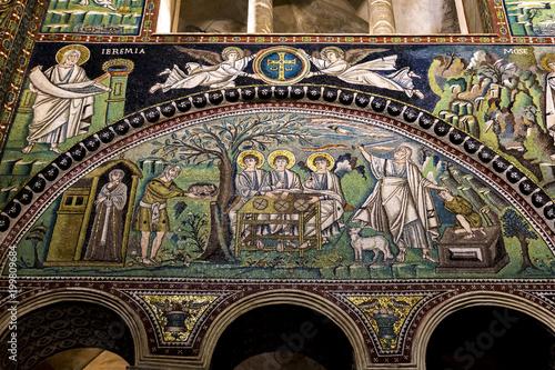 Bazylika San Vitale w Ravenna, Włochy