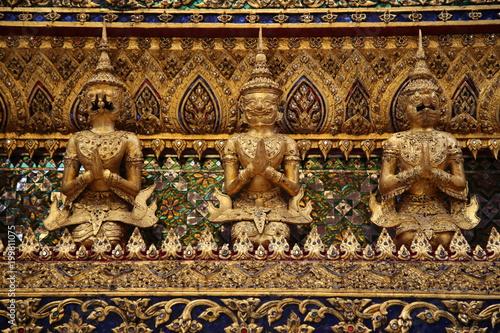 Tuinposter Bangkok Thai Architecture